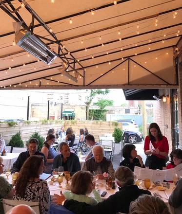 The Barn Steakhouse best italian restaurant in chicago;