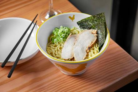 KINTON RAMEN  best ramen in chicago;
