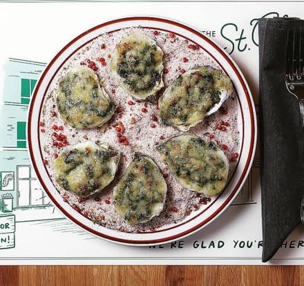 St. Clair Supper Club best french bistro chicago;