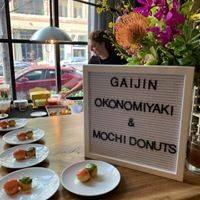 Gaijin best greek in chicago;