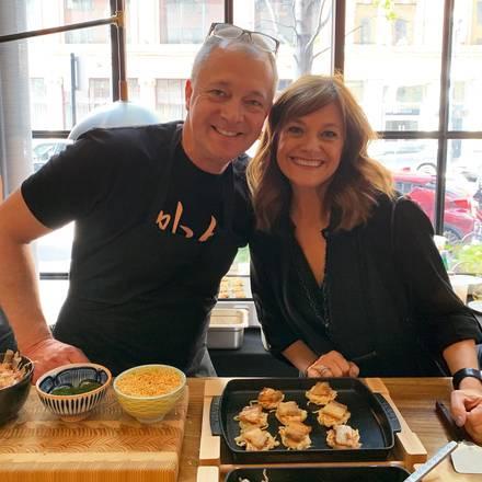 Gaijin best fried chicken in chicago;