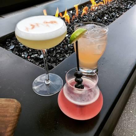 VU Rooftop Bar best comfort food chicago;