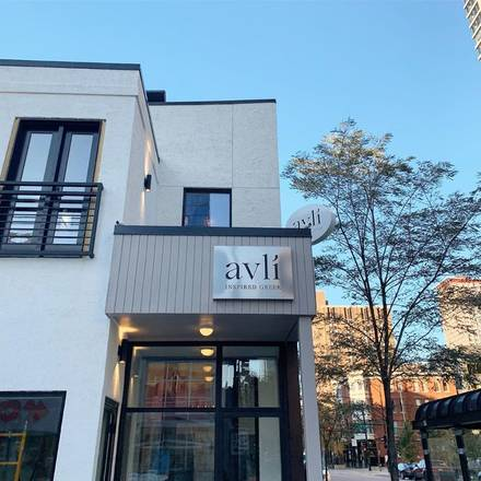 Avli River North best greek in chicago;