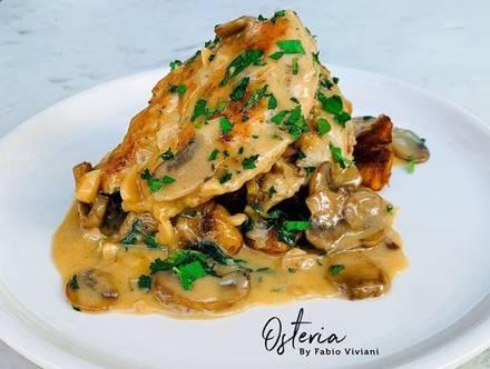 Osteria By Fabio Viviani best greek in chicago;