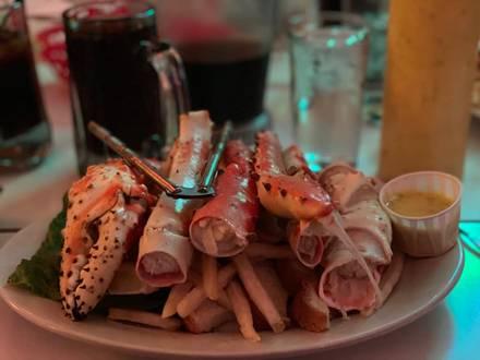 Half Shell best chicago rooftop restaurants;
