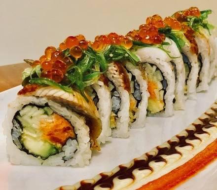 Hot Woks Cool Sushi - Roscoe Village best italian restaurant in chicago;