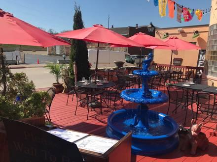 Campeche Restaurant best chicago rooftop restaurants;