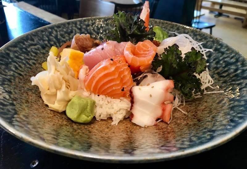 Kin Sushi and Thai Cuisine
