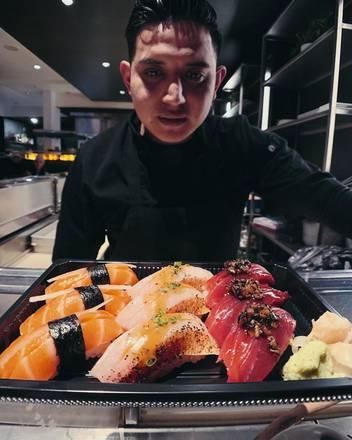 Mirai Sushi best comfort food chicago;