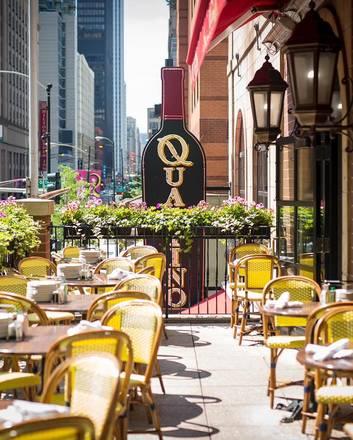 Quartino best greek in chicago;