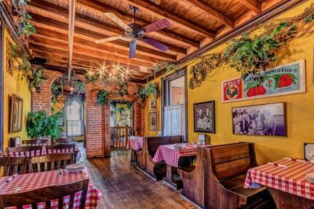 Vinny Vanucchi's 'Little Italy' - Galena best german restaurants in chicago;