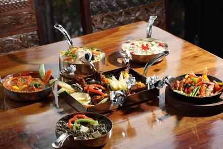 The Indian Garden - Chicago best restaurants in chicago loop;