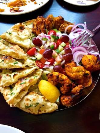 The Indian Garden - Chicago best fried chicken in chicago;