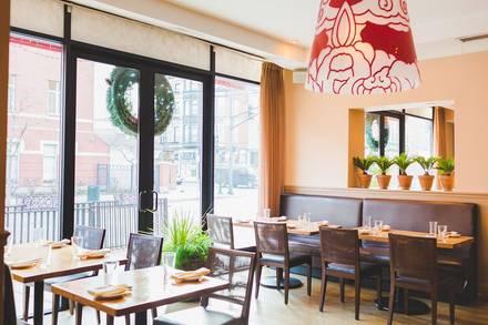 Rise Sushi & Sake Lounge best chicago rooftop restaurants;