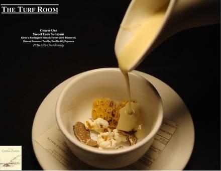 The Turf Room best comfort food chicago;