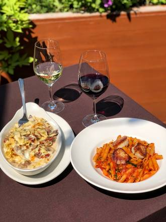 Tuscany - Little Italy best comfort food chicago;