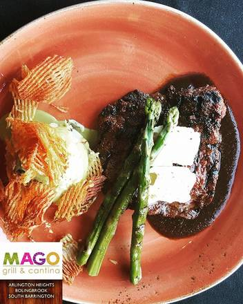 Mago Grill and Cantina best french bistro chicago;