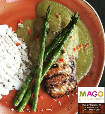 Mago Grill and Cantina best comfort food chicago;