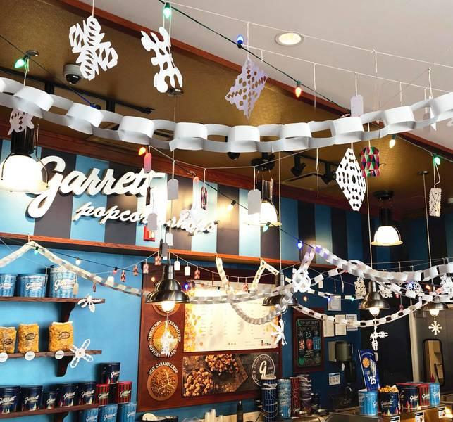 Garrett Popcorn Shop (Randolph)