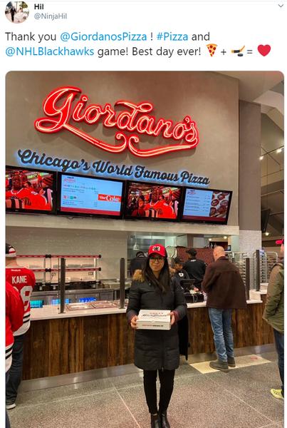 Giordano's (N. Rush St.)