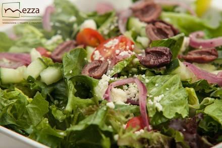 Mezza Grill - Madison Street best italian restaurant in chicago;