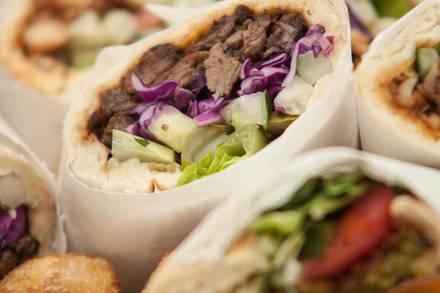 Mezza Grill - Madison Street best french bistro chicago;