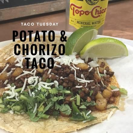 Flaco's Tacos best ramen in chicago;