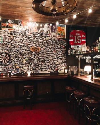 Fox Bar best comfort food chicago;