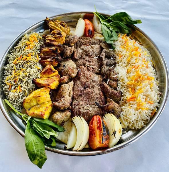 Reza's Restaurant - River North