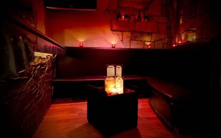 Suite Lounge best greek in chicago;