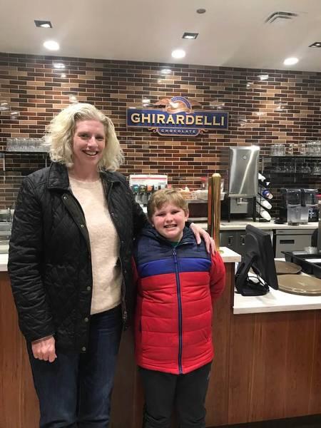 Ghirardelli Chocolate & Ice Cream Shop