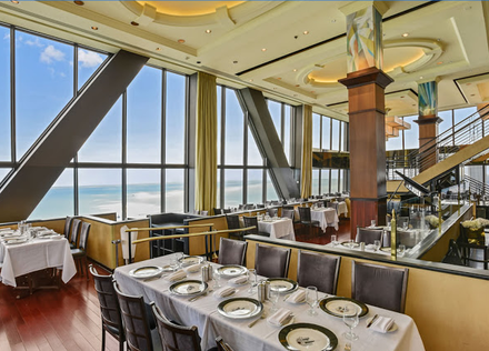 Signature Room Lounge at the 96th Floor best french bistro chicago;