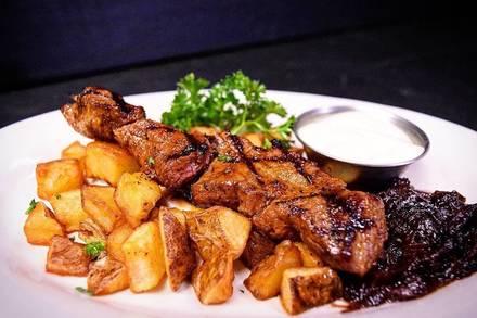 Bulerias Tapas Bar best restaurant in chicago;