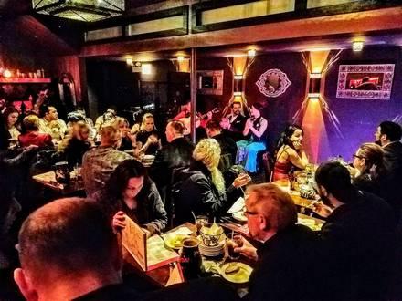 Bulerias Tapas Bar best french bistro chicago;