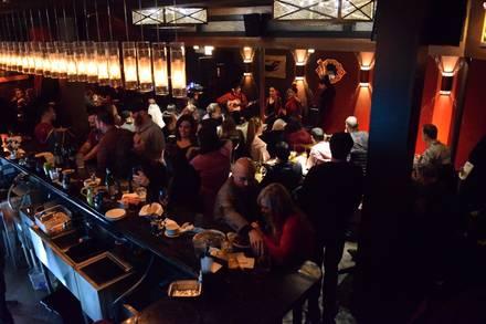 Bulerias Tapas Bar best chicago rooftop restaurants;