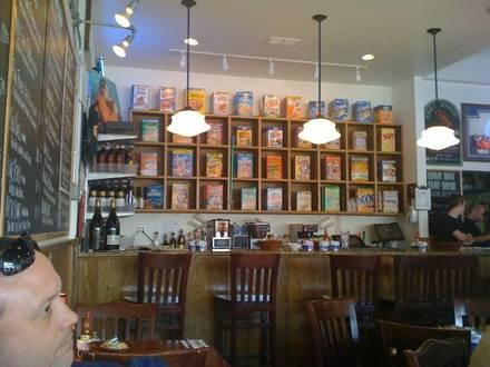 Glenn's Diner best german restaurants in chicago;