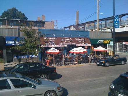 Glenn's Diner best comfort food chicago;