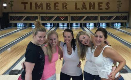 Timber Lanes Bowling Center best fried chicken in chicago;