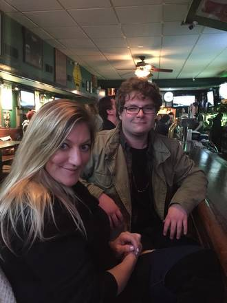 Kelly's Pub best greek in chicago;