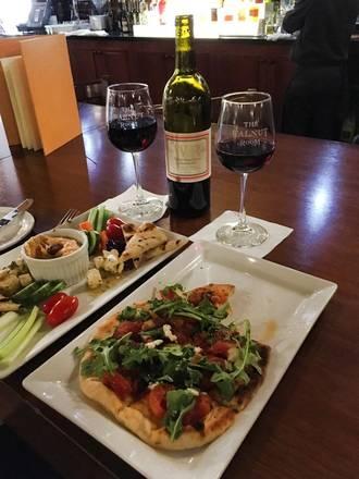 Wine Bar at the Walnut Room  best comfort food chicago;