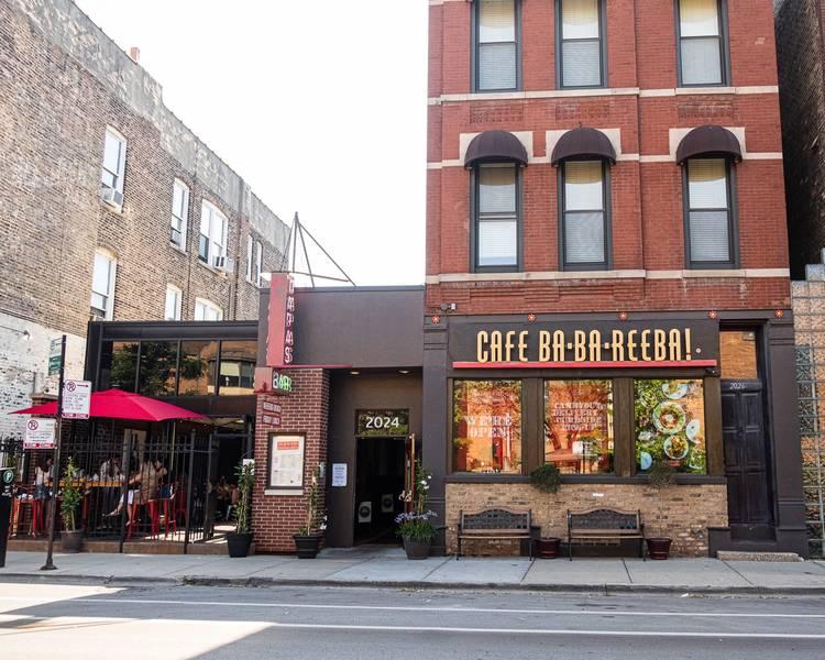 Café Ba-Ba-Reeba