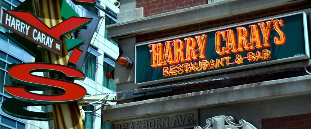 Harry Caray's Italian Steakhouse, Chicago