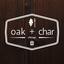 Oak + Char logo