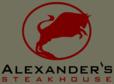Alexander's Steakhouse logo