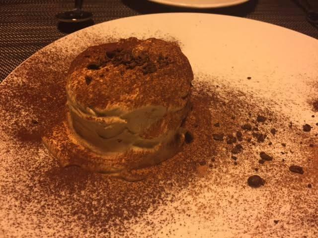 Sweet of the Week: Tiramisu at Nico Osteria