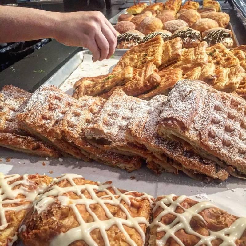 Stuffles to Ramen-males: Chicago's Best Hybrid Foods