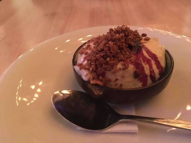 Sweet of the Week: Popcorn Mousse at Bar Takito