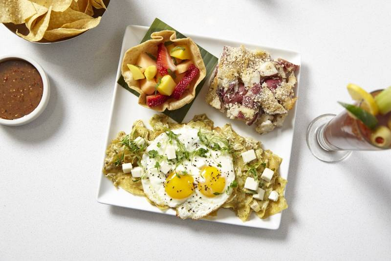 Brunch Bites: New Year's Day Edition