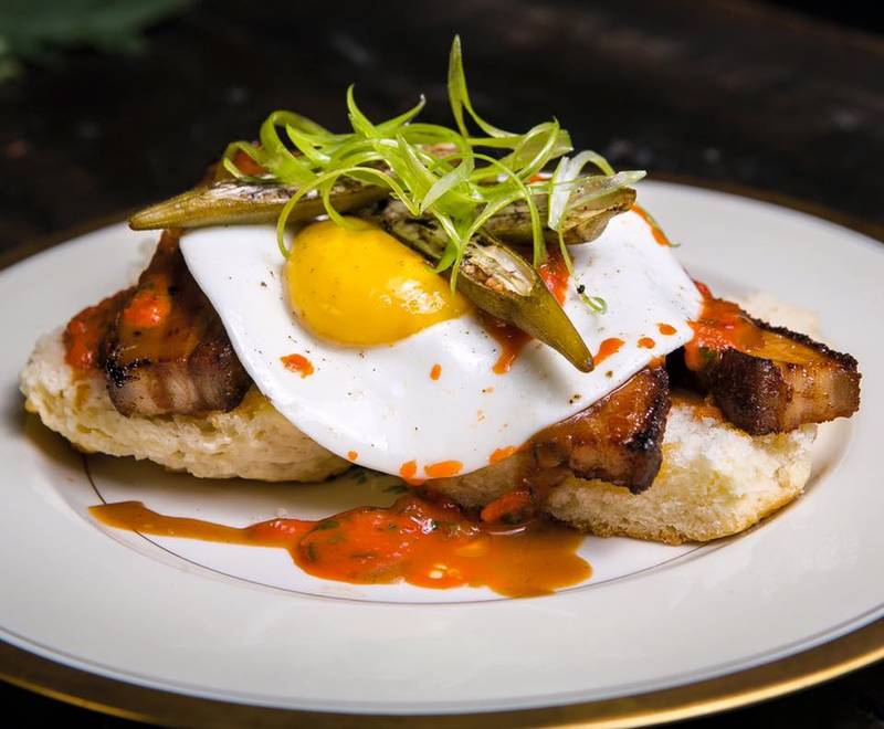 Brunch Bites: Buck's and Bar Toma