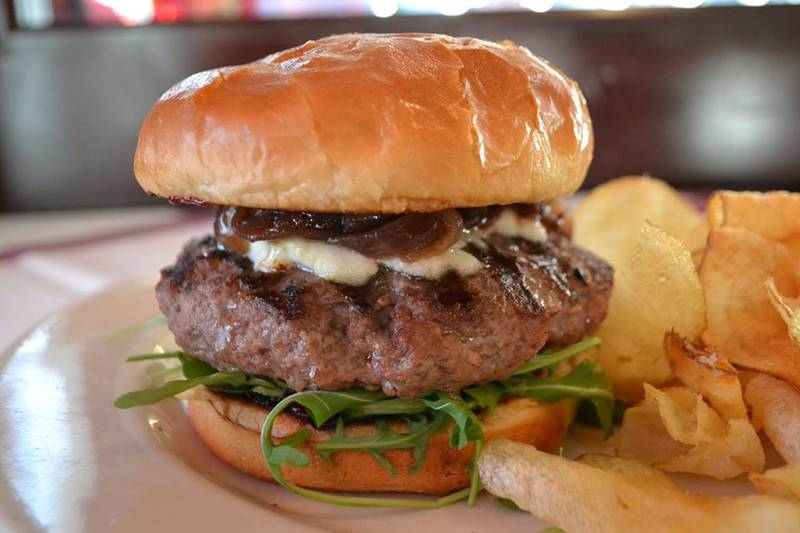 These Seven Steakhouses Do The Best Burgers